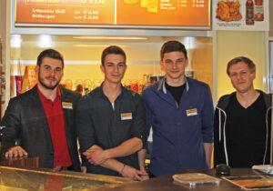 Das Team von Citydom in Straubing bei den starpac-Kinotagen.