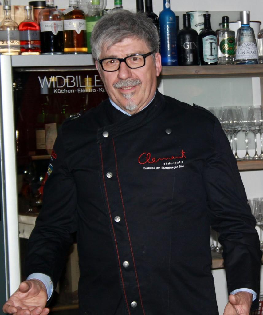 starpac Event mit Chocolatier Franz Xaver Clement 5