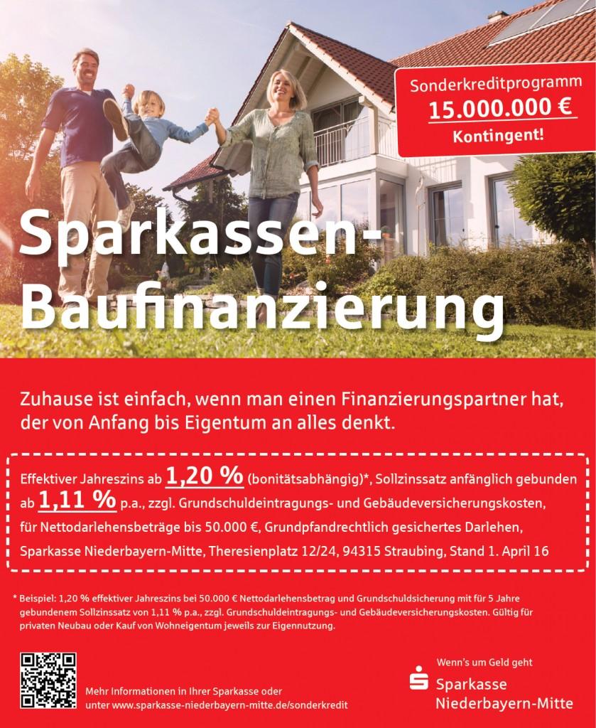 Sparkasse Sonderkreditprogramm