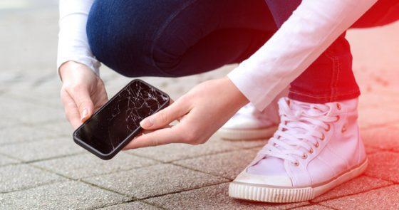 Smartphone, Defekt, Handy, Tipps, Telekom, Displaybruch