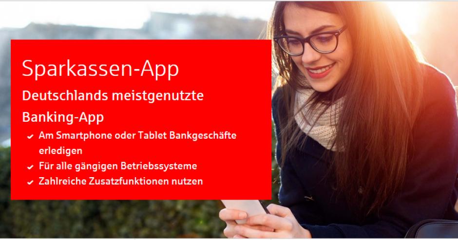 Über 10.000 Sparkassen-App Benutzer