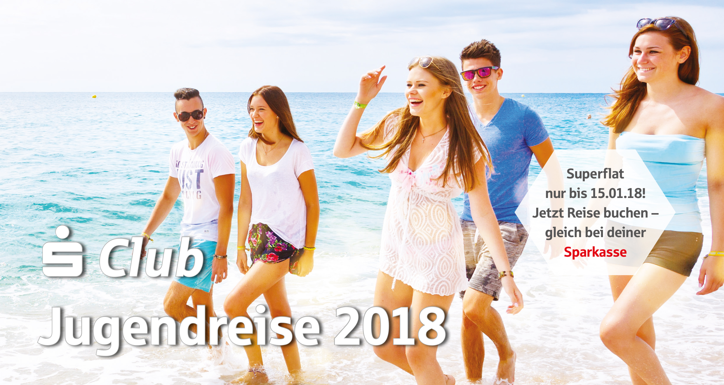 S Club Jugendreise 2018 – ruf beachcamp in Spanien / Malgrat