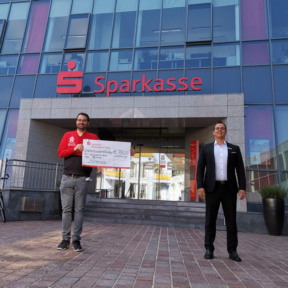 Spende an Sportverein Wendelskirchen e. V.